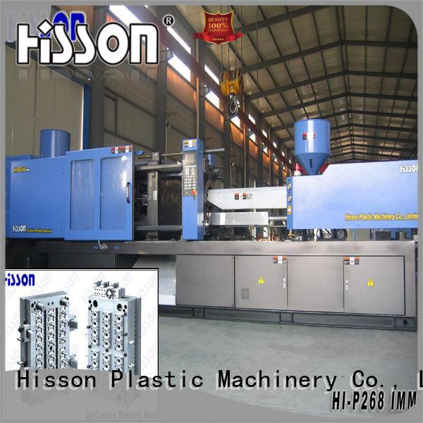 Hisson plastic pet injection moulding machine price supplier factory