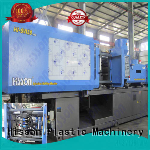 Hisson automatic new injection moulding machine factory household
