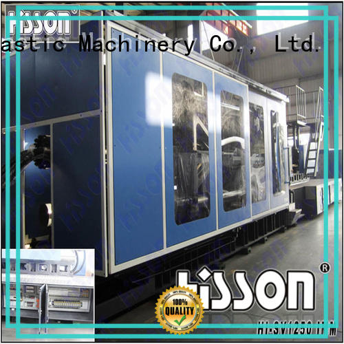 Hisson pe injection molding machine design price household