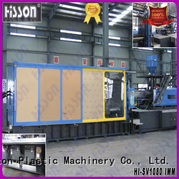 Hisson plastic plastic bottle injection molding machine household