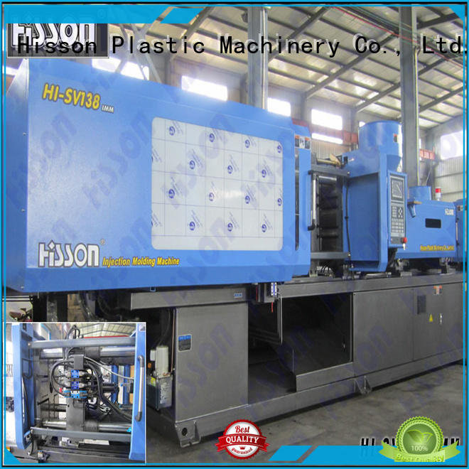 Hisson plastic injection moulding machine price price household