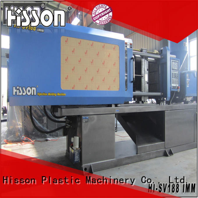 Hisson motor automatic plastic injection moulding machine price factory car