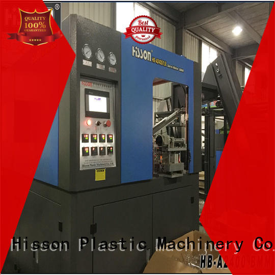 Hisson blowing machine china in industrial