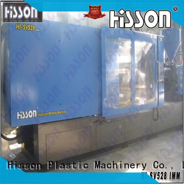 Hisson pe injection molding machine price china