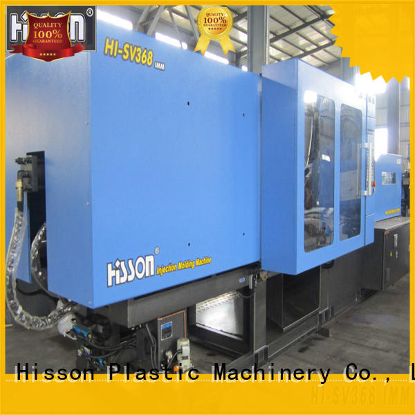 Hisson pvc what is injection moulding machine price china