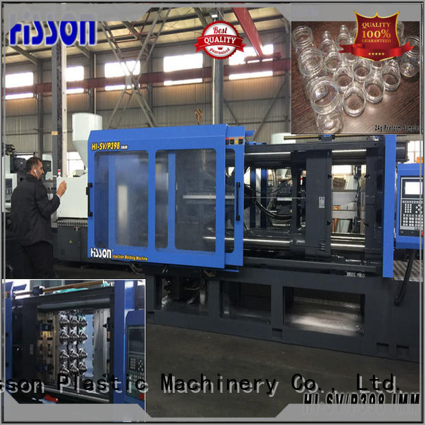 bottle all electric injection moulding machine wholesale in industrial