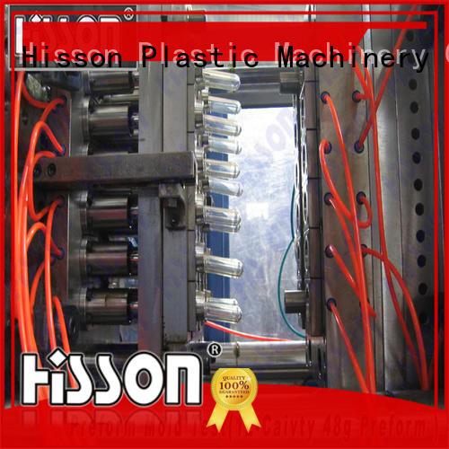 Hisson wide plastic mold supplier for bottle