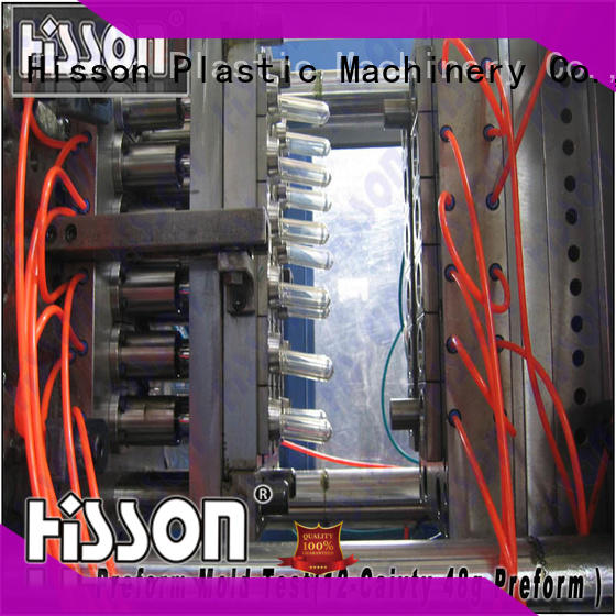 Hisson preform mould manufacturers factory