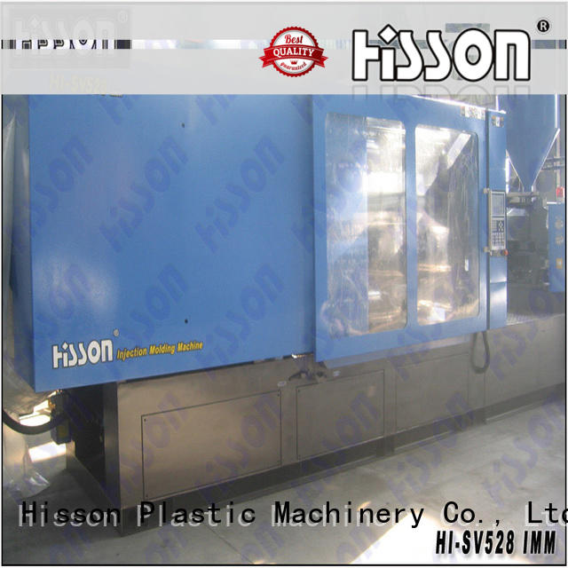 Hisson pe injection molding machine bumper