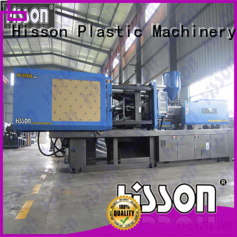 Hisson automatic high speed injection moulding machine factory china