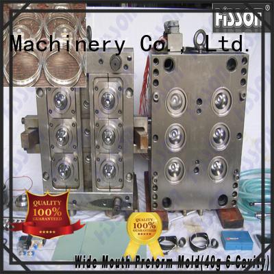 Hisson preform mould design company factory