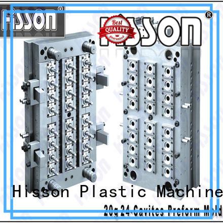 Hisson pet preform mold company manufacturers factory