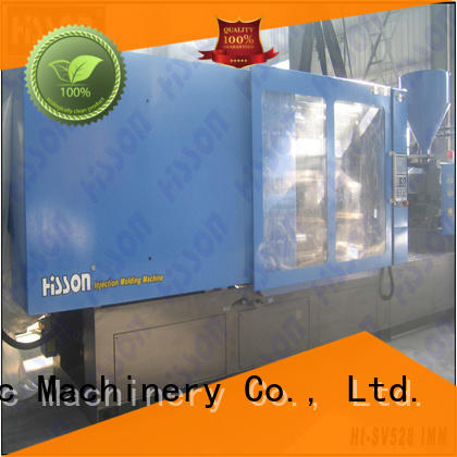 Hisson pvc injection moulding machine for preforms price household