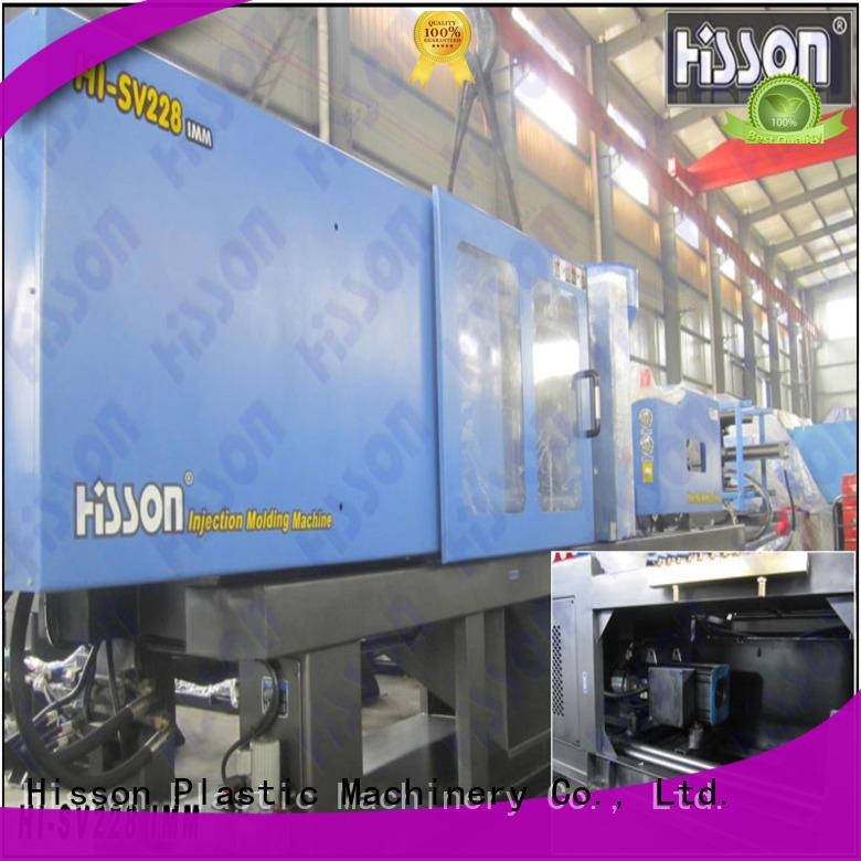 servo preform injection moulding machine china Hisson