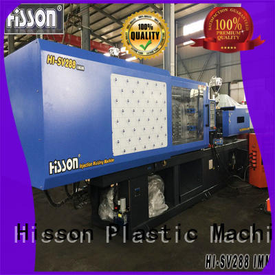 plastic injection moulding machine manufacturers china Hisson