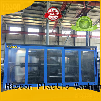 Hisson motor servo motor injection molding machine price household
