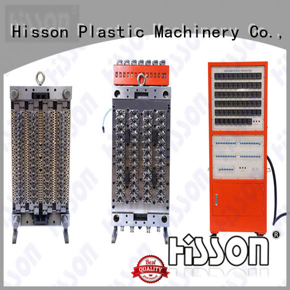 Hisson valve pet preform mold design design for bottle