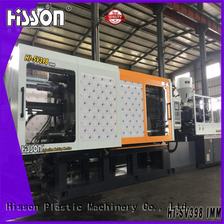 Hisson servo motor system injection molding machine factory bumper