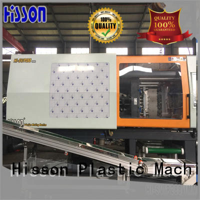 Hisson pet injection moulding machine price wide for bottle
