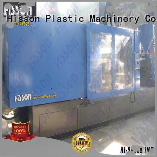 Hisson servo injection moulding machine customization household