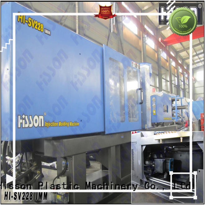 pe injection moulding machine design customization household
