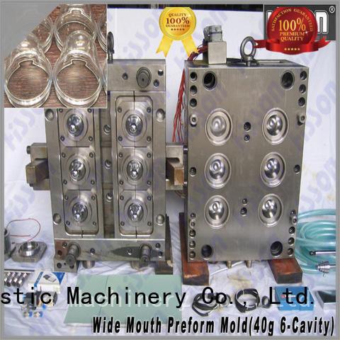Hisson valve pet preform mould manufacturers in industrial