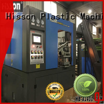Hisson automatic automatic blow molding machine price for bottle