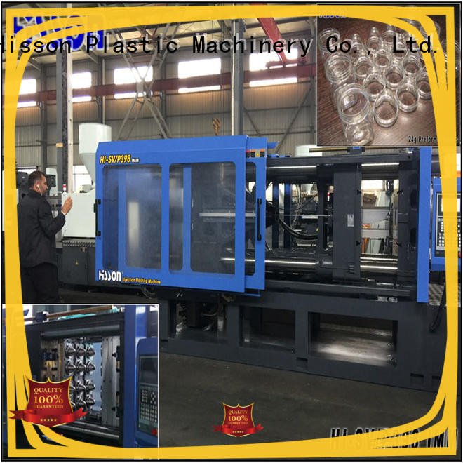 Hisson plastic injection moulding machine gallon for bottle