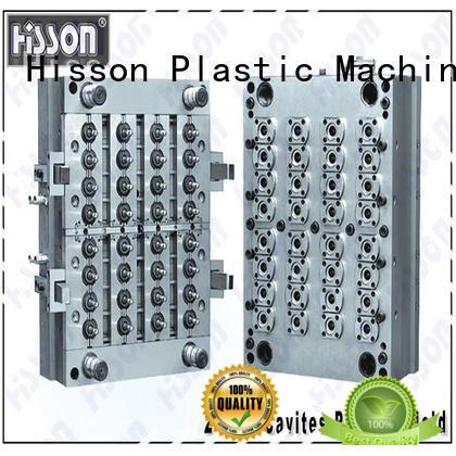 Hisson preform mould design supplier in industrial