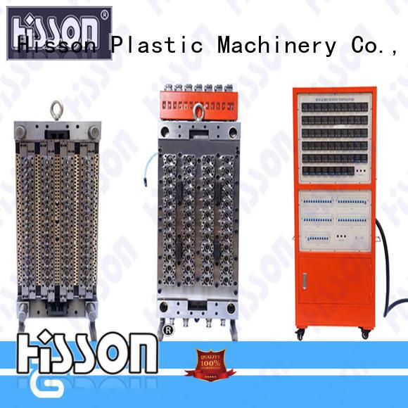 Hisson pet preform mold design manufacturers in industrial