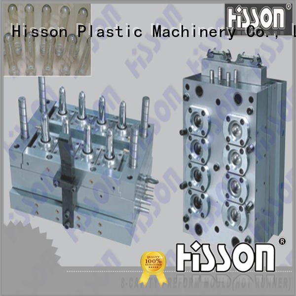 preform mould design in industrial Hisson