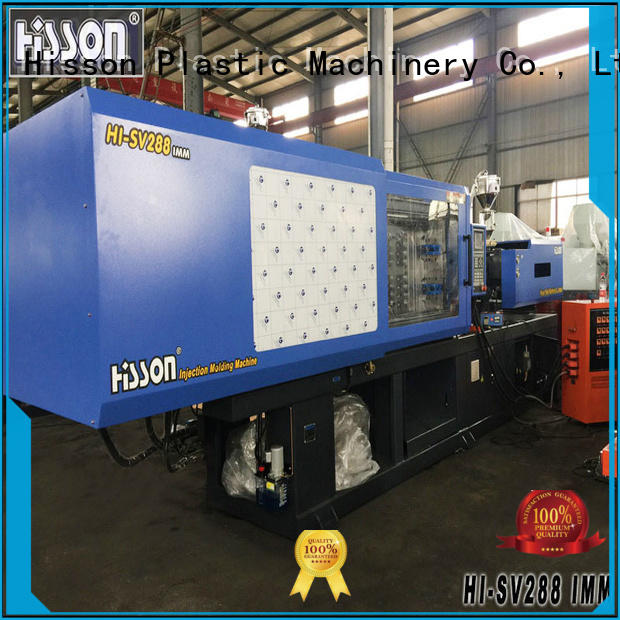 Hisson pe plastic machine price bumper