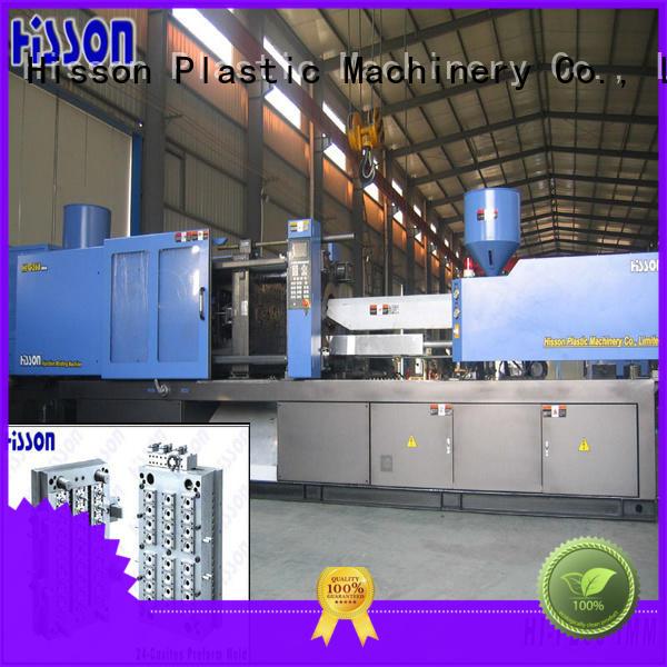 Hisson-PET preform injection moulding machine HI-SV-P268 IMM