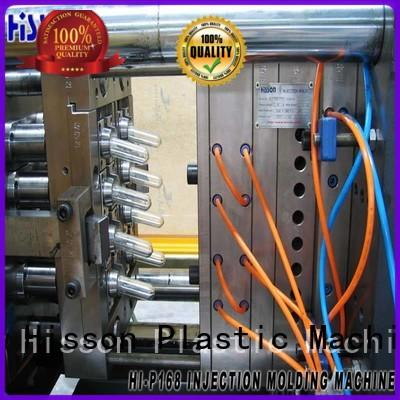 Hisson water pet injection moulding machine price mouth for bottle