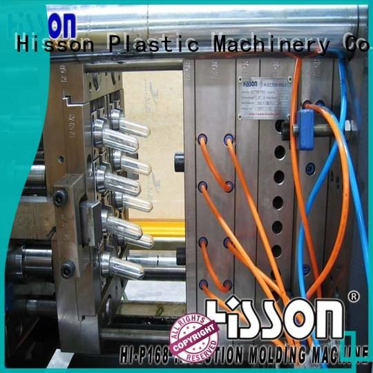 Hisson plastic machine injection wholesale factory