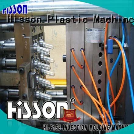 Hisson plastic injection molding machine sale gallon in industrial