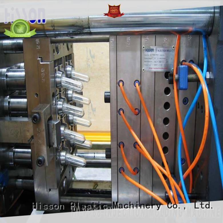 pet injection moulding machine for bottle Hisson